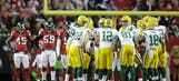 PHOTOS: Packers at Falcons (NFC championship game)