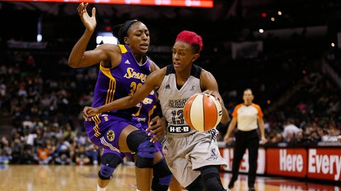 Lynx Acquire Robinson in Trade with Mercury