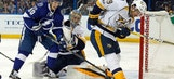 Predators LIVE To Go: Preds blast Lightning 6-1