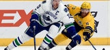 Predators LIVE To Go: Preds get 2-1 OT win vs Canucks