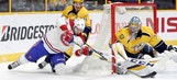 Predators LIVE To Go: Preds fall in OT 2-1 to Canadiens