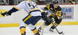 Predators LIVE To Go: Preds fall to Pens 4-2