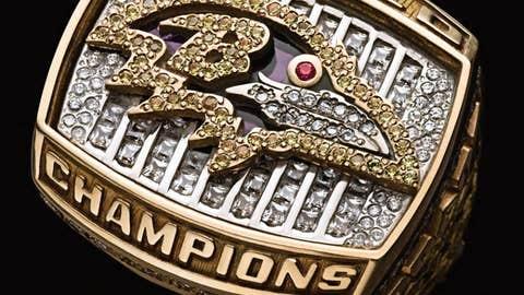 Ravens, 2001