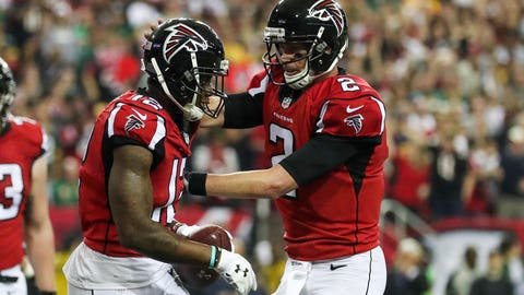 Ray Lewis: The Falcons create mismatces across the field
