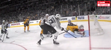 Watch the NHL All-Star Game's highlights from a ref's perspective