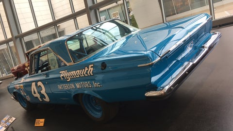 Richard Petty's 1964 Plymouth Belvedere
