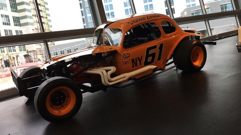 Richie Evans' 1939 Chevrolet Coupe (driven from 1970-1971)
