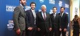 NASCAR legends, significant others light up Hall of Fame red carpet
