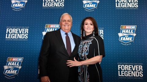 Rick and Linda Hendrick