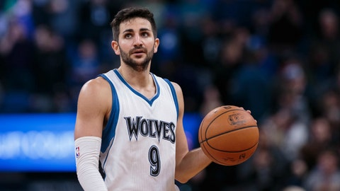 The Wolves will trade Ricky Rubio