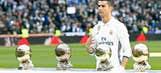 Ronaldo scores as Madrid matches Barcelona's unbeaten record