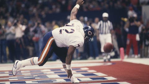 Super Bowl XX (New Orleans): Bears 46, Patriots 10