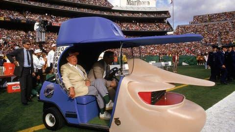 Super Bowl XXII (San Diego): Redskins 42, Broncos 10