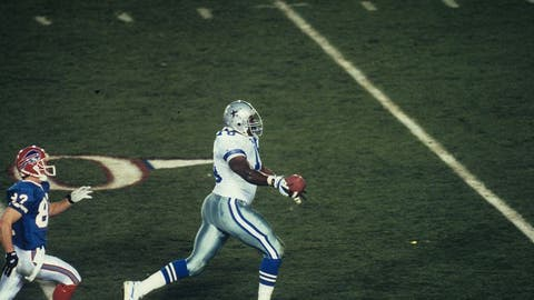 Super Bowl XXVII (Pasadena): Cowboys 52, Bills 17