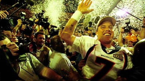 Super Bowl XXXIII (Miami): Broncos 34, Falcons 19