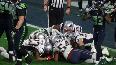 Super Bowl XLIX (Glendale): Patriots 28, Seahawks 24