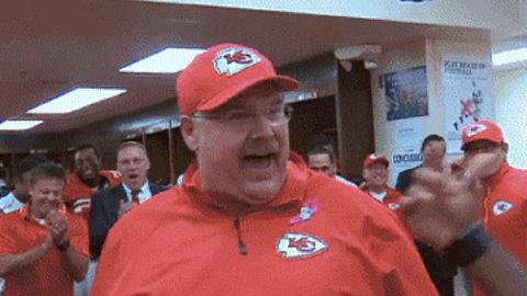 Kansas City Chiefs: Andy Reid