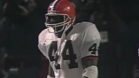 Cleveland Browns -- The Fumble (1987 AFC championship vs. Broncos)