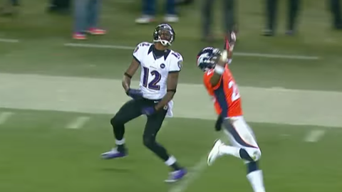 Denver Broncos -- Mile High Miracle (2011 divisional playoff vs. Ravens)