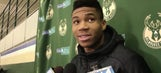 Giannis Antetokounmpo: I'd have the most All-Star votes if people could spell my name