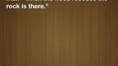 Slander floods
