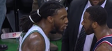 John Wall and Jae Crowder engage in physical altercation following final buzzer