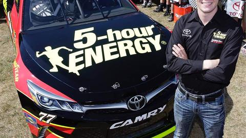 Erik Jones, 5-hour Energy