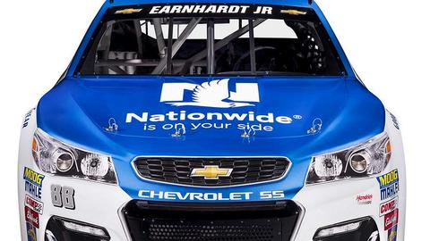 Dale Earnhardt Jr., Nationwide