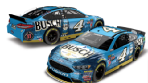 Kevin Harvick, Busch Beer
