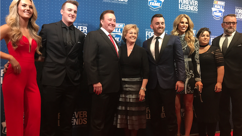 Richard Childress and family