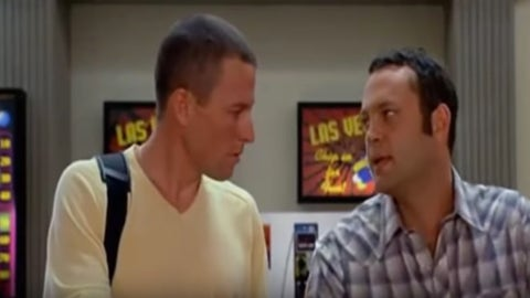 Lance Armstrong in 'Dodgeball'