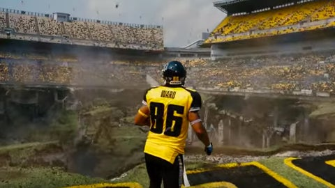 Hines Ward in 'The Dark Knight Rises'