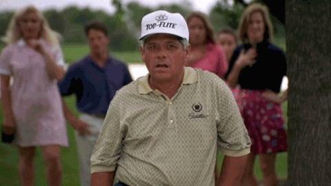 Lee Trevino in 'Happy Gilmore'