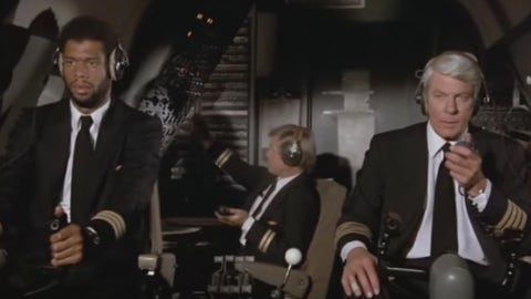Kareem Abdul-Jabbar in 'Airplane!'