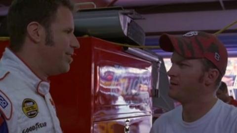 Dale Earnhardt Jr. in 'Talladega Nights'