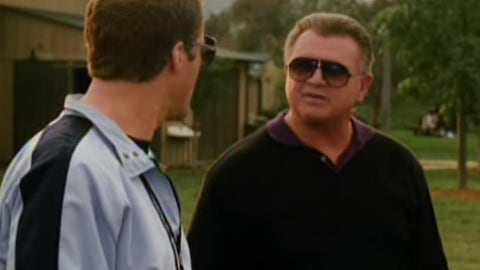 Mike Ditka in 'Kicking and Screaming'