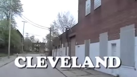 Hastily Made Cleveland Tourism Video No. 3