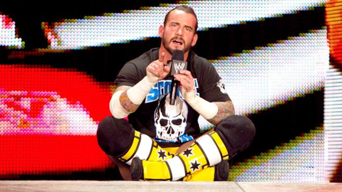 No chance in Hell: CM Punk