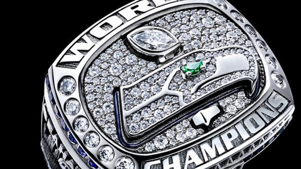 50 Pictures Of 50 Super Bowl Rings In All Their Diamond