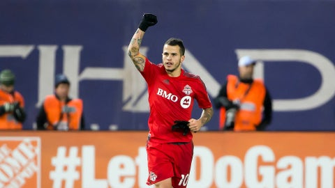 Kansas City zeroed in on Sebastian Giovinco and it mostly worked