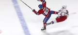 Watch two NHL players get ejected for incredibly dumb plays