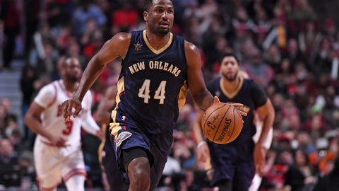 New Orleans Pelicans: Solomon Hill