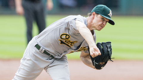 Sonny Gray - Athletics - SP