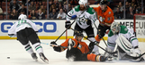 Stars shut out on the road by Ducks