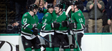 Stars get hot start in win over Maple Leafs