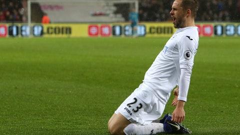Swansea City — Gylfi Sigurdsson