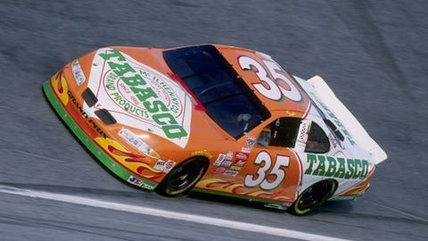 Todd Bodine and Darrell Waltrip, 1998