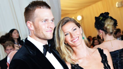 Number of times Gisele Bundchen is shown during the broadcast