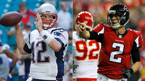 Super Bowl LI: Tom Brady vs. Matt Ryan