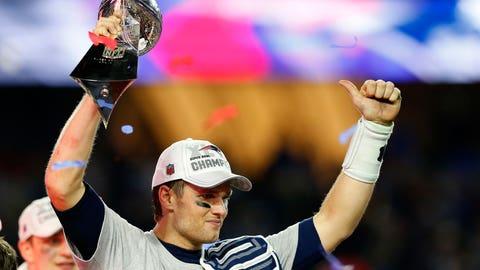 Tom Brady, 4